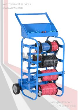 Cable Reel Trolley