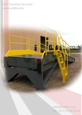 Adjustable Work Platform