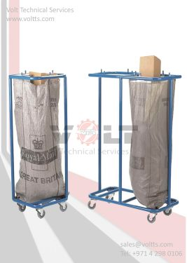 Waste Bag Holder Trolley