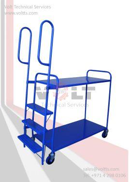 Cantilever Shelf Trolley