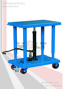 Mobile Lift Trolley