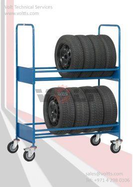 Tire Trolley