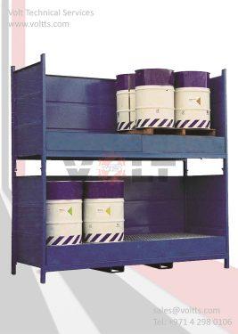 Drum Storage Spillage stand