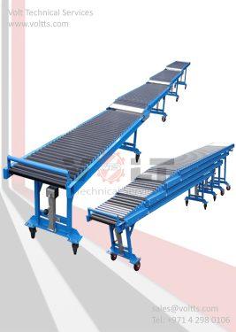 Height Adjustable Conveyor