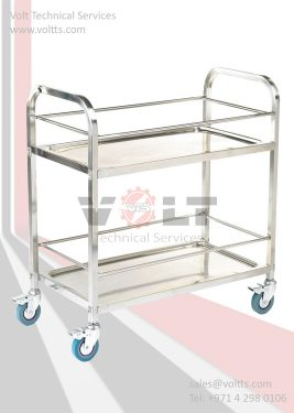 Aluminum & SS Trolley