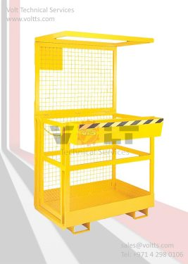 Manlift Cage