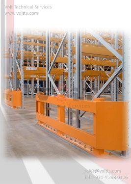 Rack Barrier