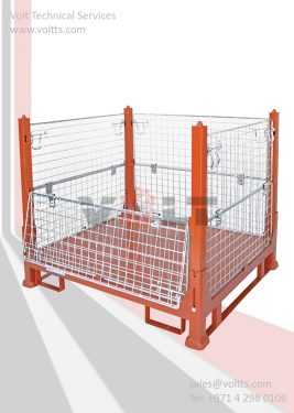 Stackable Cages