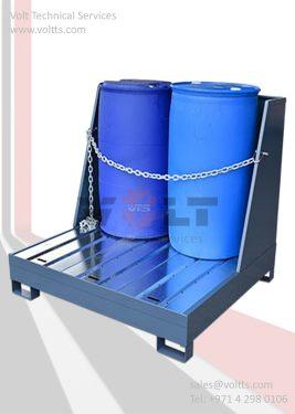 Drum Storage Spillage Tray