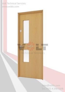 Fire Rated Wooden Door
