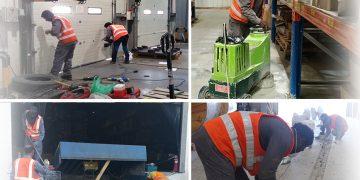 Logistics Maintenance