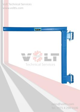 Wall Jibs For Low Ceilings